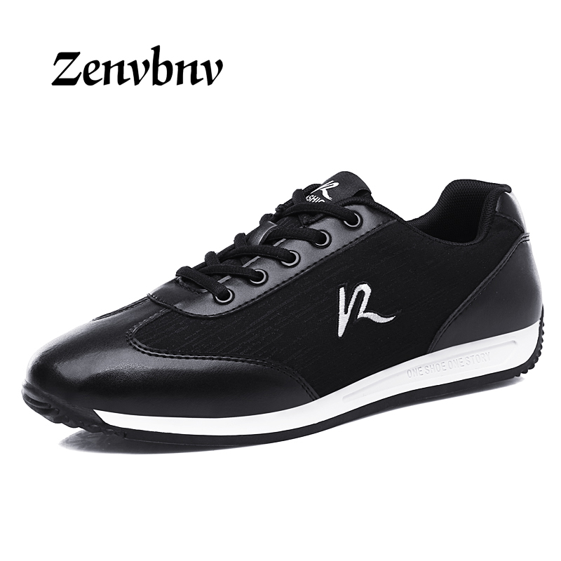 ZENVBNV Classics Style Men Casual Shoes Lace Up Men Loafers Microfiber Men Flats Comfortable Male Shoes Soft Fast Free Shipping