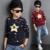 Meninos 2017 Outono Bebê Camisola Roupas Casuais Crianças Grandes Meninos Sweaters Crianças O-pescoço Pullover Roupa Do Bebê Meninos Outerwear Topo