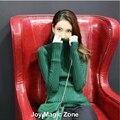 Yomrzl A193 новое прибытие весна и осень женская топ с длинным рукавом футболки тонкий ежедневно вязания одежда простой