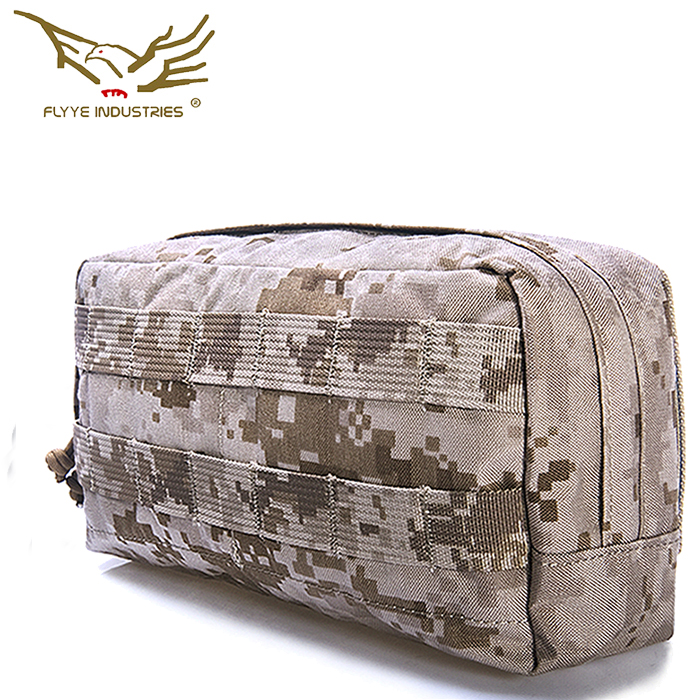 FLYYE MOLLE SpecOps Horizontal Accessory Pouch series of large lateral debris bag CORDURA PH-C023