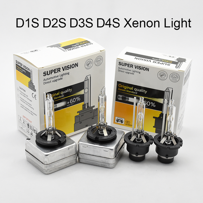 Car D1S D2S D3S D4S HID Bulbs CBI HID xenon headlight bulb D1 D2 D3 D4 D1R D2R D3R D4R headlamp light 4300K 6000K 8000K 10000K car styling daytime running light auto fog lamp for b mw e90 3 series led daylight drl