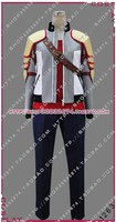 IXION SAGA DT Hokaze Kon Cosplay Costume