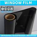 Темно-Черный автомобиль оконная пленка боковое окно солнечная защита 1.52*30 М VIT5 % IR40 % UV99 % 1.2 MIL бесплатная доставка