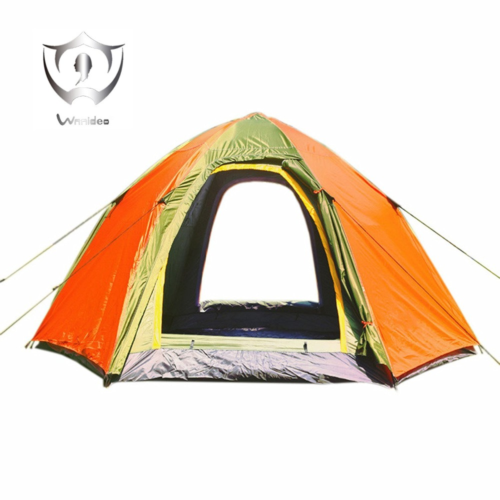 Wnnideo Instant 6 Person Dome Family Tent Fly (Only Available for Wnnideo 6 Person Tent in Gray and Blue)   SQ