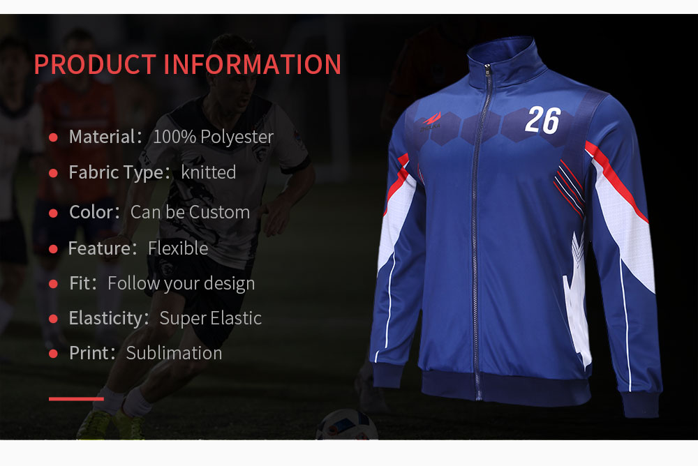 8200 Koleksi Desain Jaket Sepak Bola Terbaru