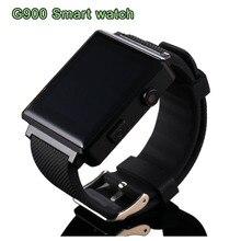 Bluetooth Smart Watch G900 Smartwatch für android unterstützung SIM/tf-karte Pedometer Schlaf-tracker Kamera armbanduhren für männer frauen