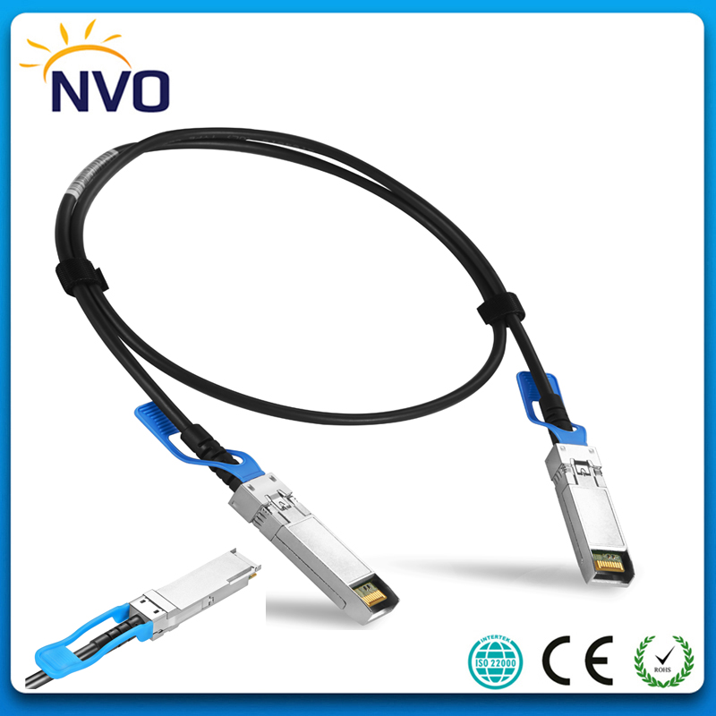 25G SFP28 to SFP28 1M (3ft) 30AWG 25G SFP28 1M DAC Passive Direct Copper Cable,Passive Direct Attach Copper Twinax Cable