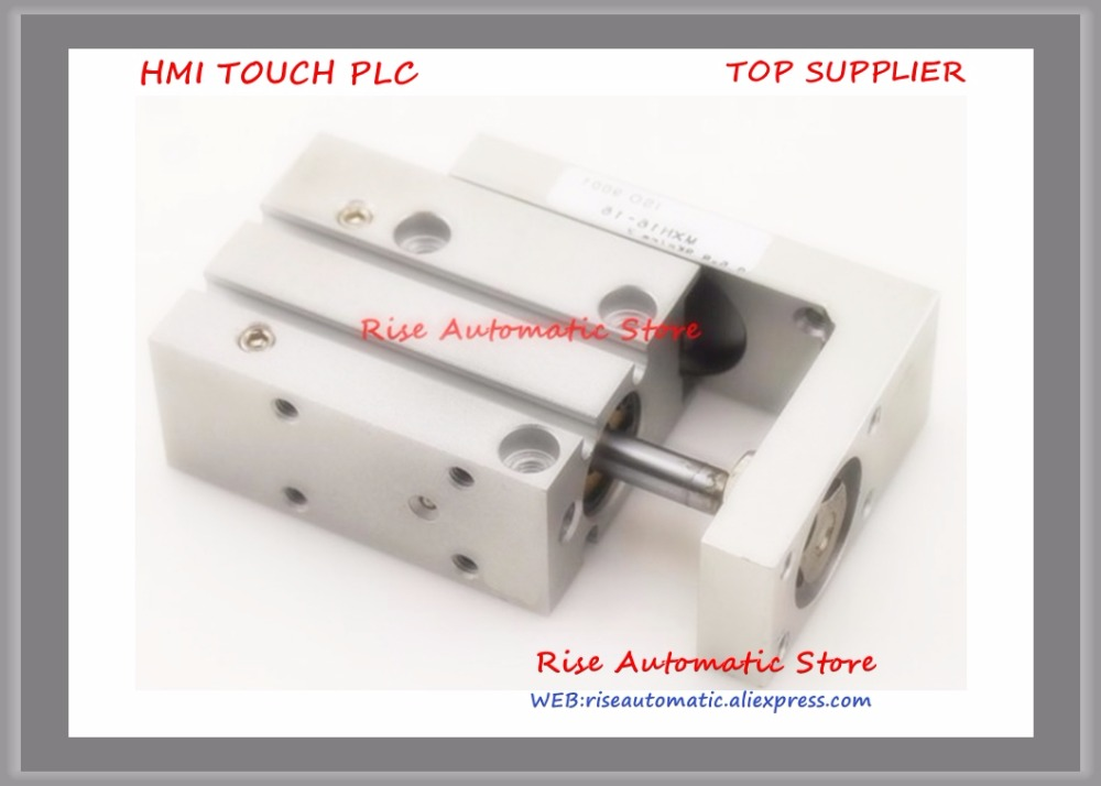New Original MXH10-15 Type Pneumatic Compact Pneumatic Slider Cylinder high-quality simba 6 12