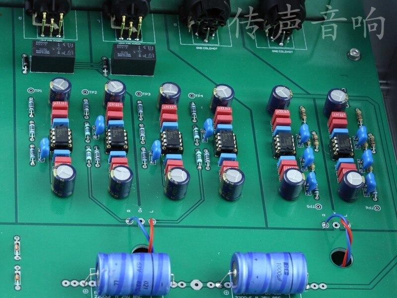 C s 25 w linea completamente bilanciato c9 mbl6010d preamplificatore