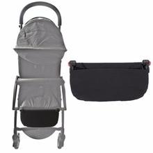 Bayi kereta dorong memanjangkan pedal 18cm Kaki Pelanjutan Kaki Papan kaki bayi Kereta bayi Extended Pedal Kaki Aksesori Kereta bayi