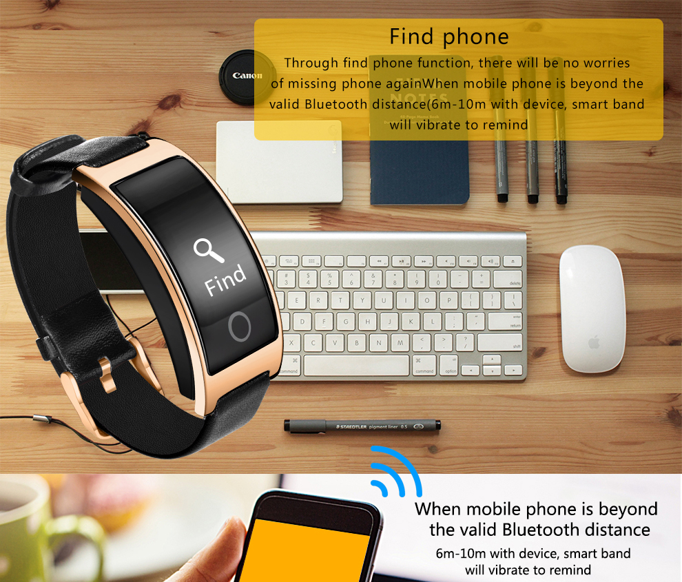 CK11S Wristband Blood Pressure Watch Blood Oxygen Heart Rate Monitor Pedometer IP67 Waterproof marigold 11