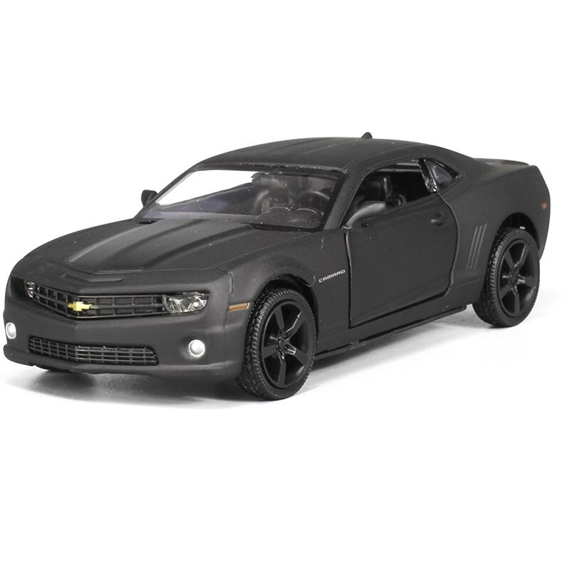 1 36 Scale Chevrolet Camaro Diecast Metal Car Model For Collection