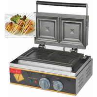 1PC 110V or 220V High quality FY 113A Sandwich Toaster; Sandwich machine;Electrical Breakfast sandwich Toaster machine