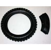 90 100 14 Inch Rear Back Knobby Tyre Tire Tube PIT Trail Bigfoot Dirt Bike