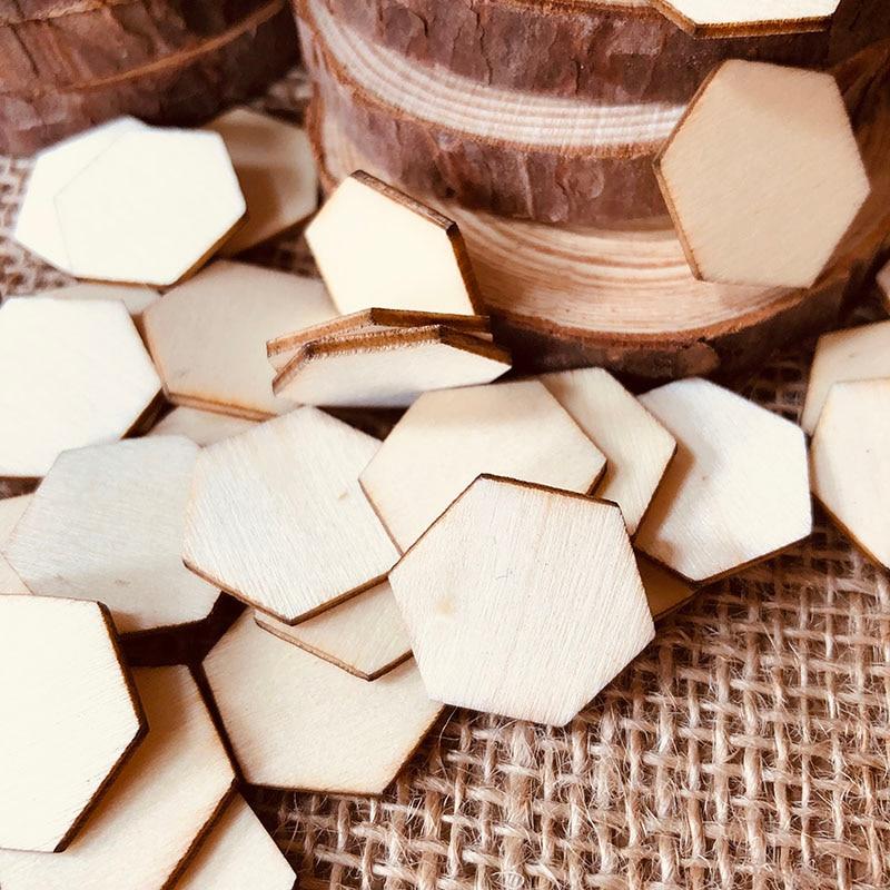 wood hexagon piece (3)