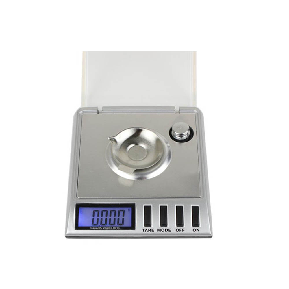 Smart Weigh High Precision Digital Milligram Scale 20 x 0.001g Reloading