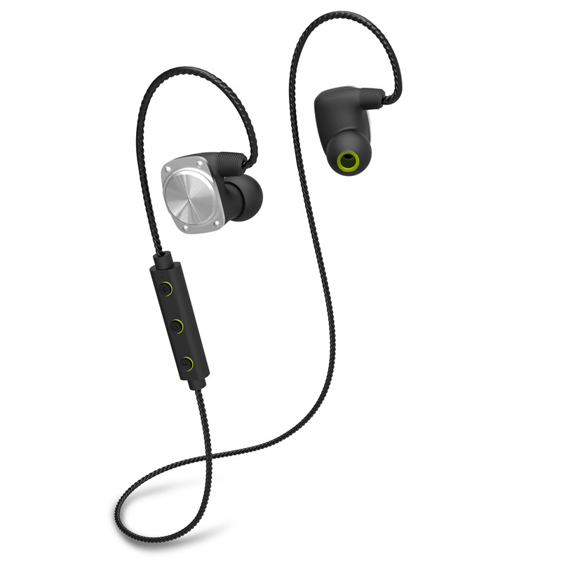 Mifo U6 Sports Bluetooth 4.2 Headset Stereo Universal IPX6 Waterproof Earphone Wireless Earbuds Sport Headphones Running