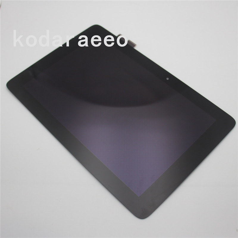 kodaraeeo 10.1 LCD Display Touch Glass Digitizer Panel Screen Assembly Replacement for Asus Transformer Book T100H T100HA kodaraeeo touch screen digitizer glass panel with lcd display assembly part for asus transformer mini t102ha replacement
