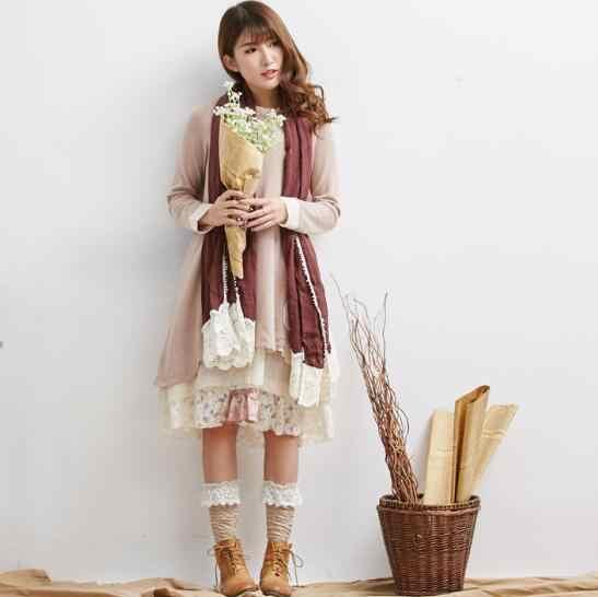 17856fc7d4 mori girl midi brand feestjurken maxi hippie vestido vintage robe lolita  velvet abiye gothic winter autumn