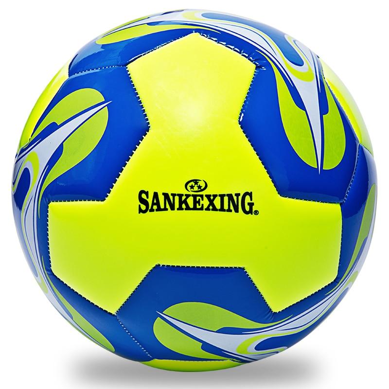 მაღალი ხარისხის ოფიციალური სტანდარტი Soccer Ball ზომა 5 ვარჯიში Futebol ballon de Football Balls 2016 2017 futbol მატჩი Voetbal Bal