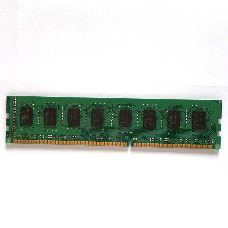 זיכרון RAM DDR3 1600 RAM 8Gb 4Gb 2Gb זיכרון ddr3 1600Mhz PC3-12800 / 4G 8G - אחריות לכל החיים / עבור Intel עבור AMD Desktop