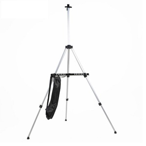 Image 5 - JSES regulowany aluminiowy szkic ekspozycja sztaluga stojak malowanie sztalugi dla artysty narzędzia artystyczne sztalugi składane