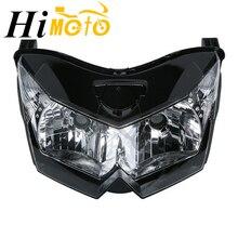 Kawasaki z1000 용 2007 2008 2009 07 08 09 오토바이 전조등 헤드 라이트 램프 전조등 어셈블리 하우징 키트 교체