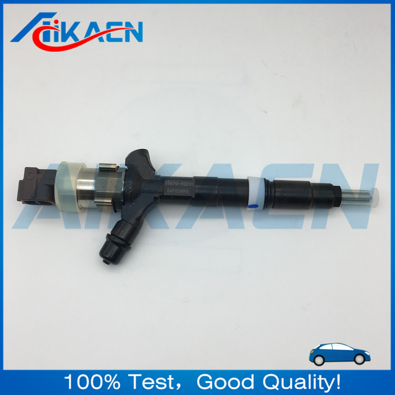 23670 30030 original and new Common rail injector 23670 30030 for 23670 30040 23670 39035 23670 39036 095000 0940 095000 0941|Fuel Injector| |  - title=
