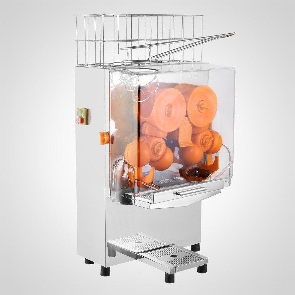 Granadas Limones Naranja Máquina Exprimidor Hogar Y Comercial De Acero Inoxidable Y Plástico De La Pc 120 W úLtima TecnologíA