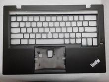 цена на Original For Lenovo ThinkPad X1 Carbon Gen 2 2014 Palmrest Keyboard Bezel Cover Frame Shell Upper Empty Case