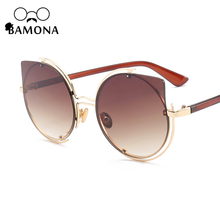d803cd38a32 Buy matel eye frame and get free shipping on AliExpress.com