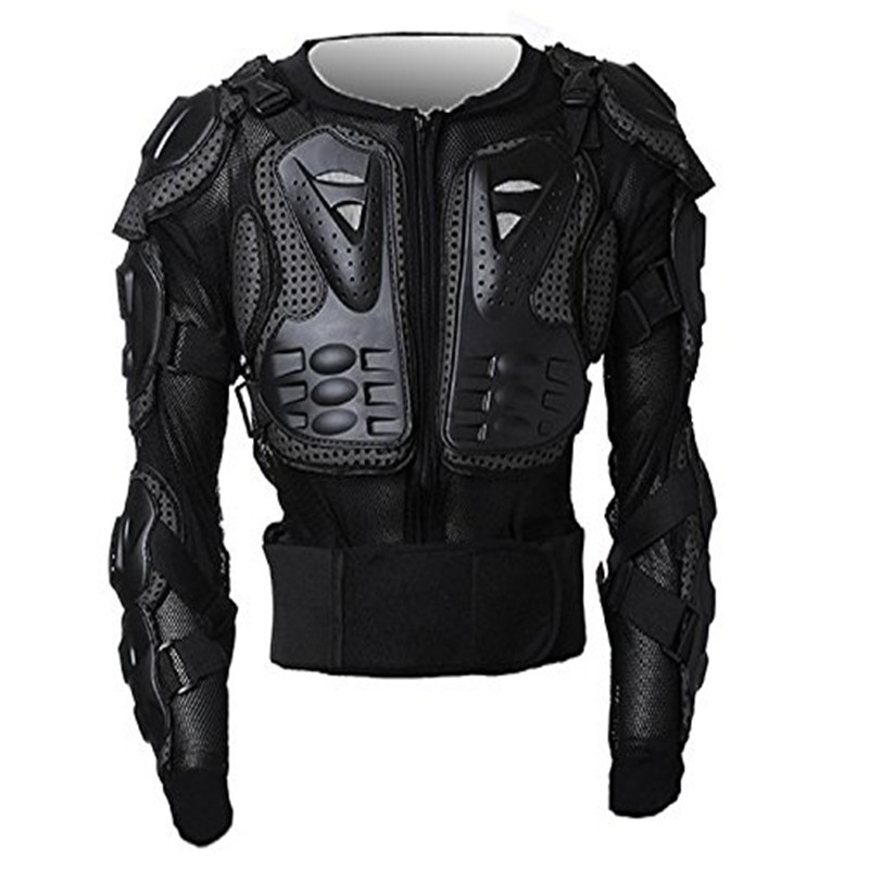 цена на Triclick Motorcycle Jacket Men Full Body Motorcycle Armor Motocross Racing Protective Gear Motorcycle Protection Size S-XXXL