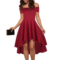 Younrui Sexy Club Wear Women Dresses Fit And Flare Black Vestidos Special Occasions Summer Party Dress