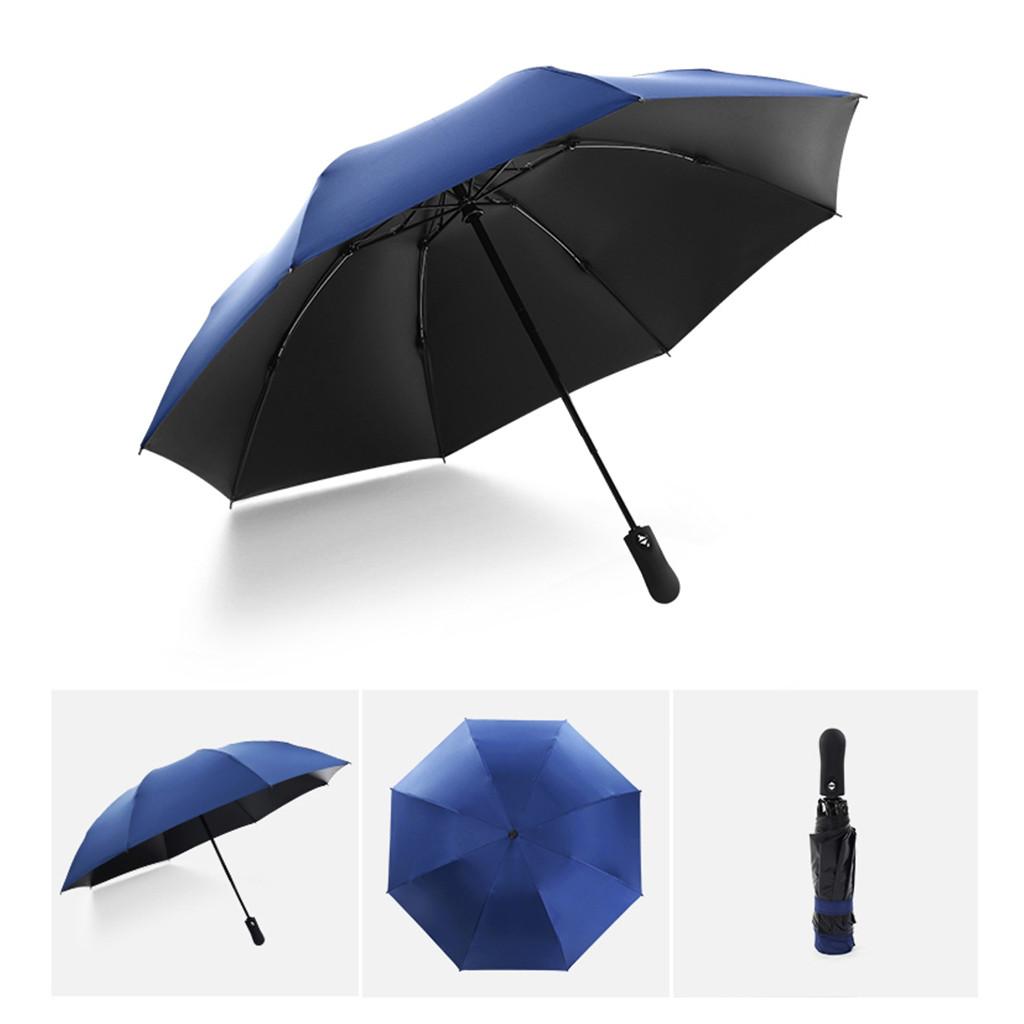 Windproof UV Protection Inverted Umbrella Reverse Folding Umbrella Upgrade Parasol Playa Beach Parasol Umbrellas Stand RainyG705