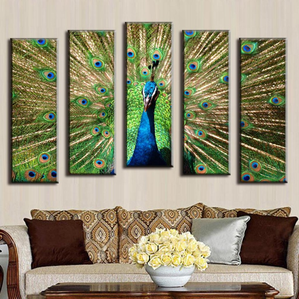 100 Peacock Decorations For Home 10 Off On Creative