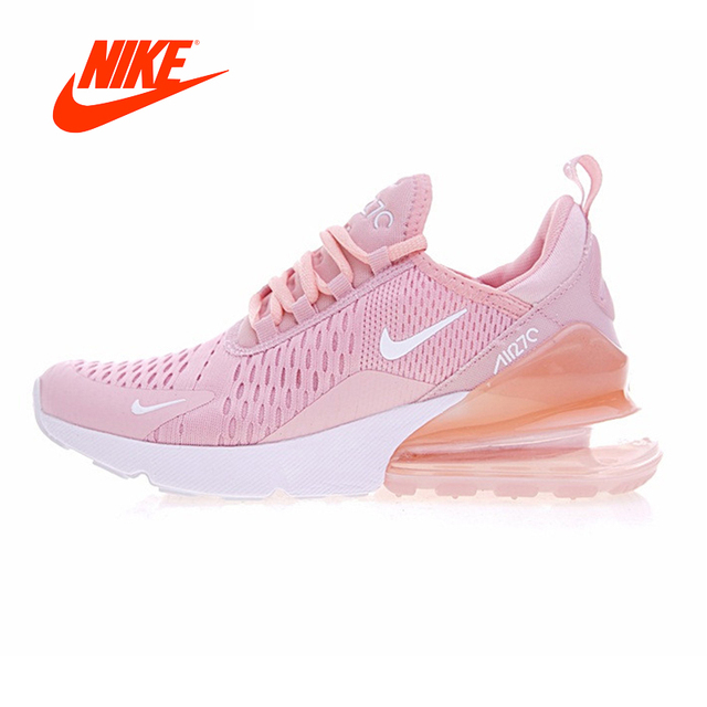 dd65976d0095 Original New Arrival Authentic Nike Air Max 270 Women s Breathable Running  Shoes Sport Outdoor Sneakers Good