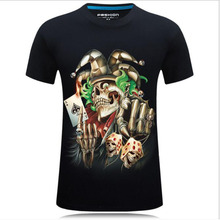Fashion 3D t shirt Men tshirts Male Funny T-Shirt Casual Tee Short Sleeve Top 2018 Streatwear Summer Printed Vintage DropShip