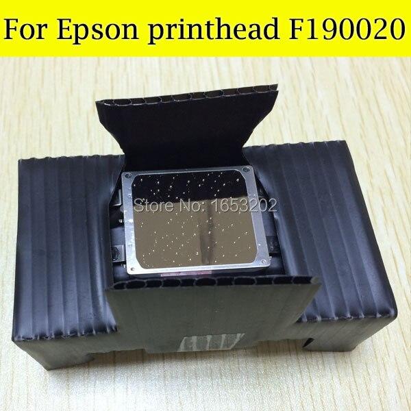 BL 1 Piece Original Printer head For EPSON F190020 Printhead Use For Epson Stylus Photo 7525 7015 7510 WF610 Plotter
