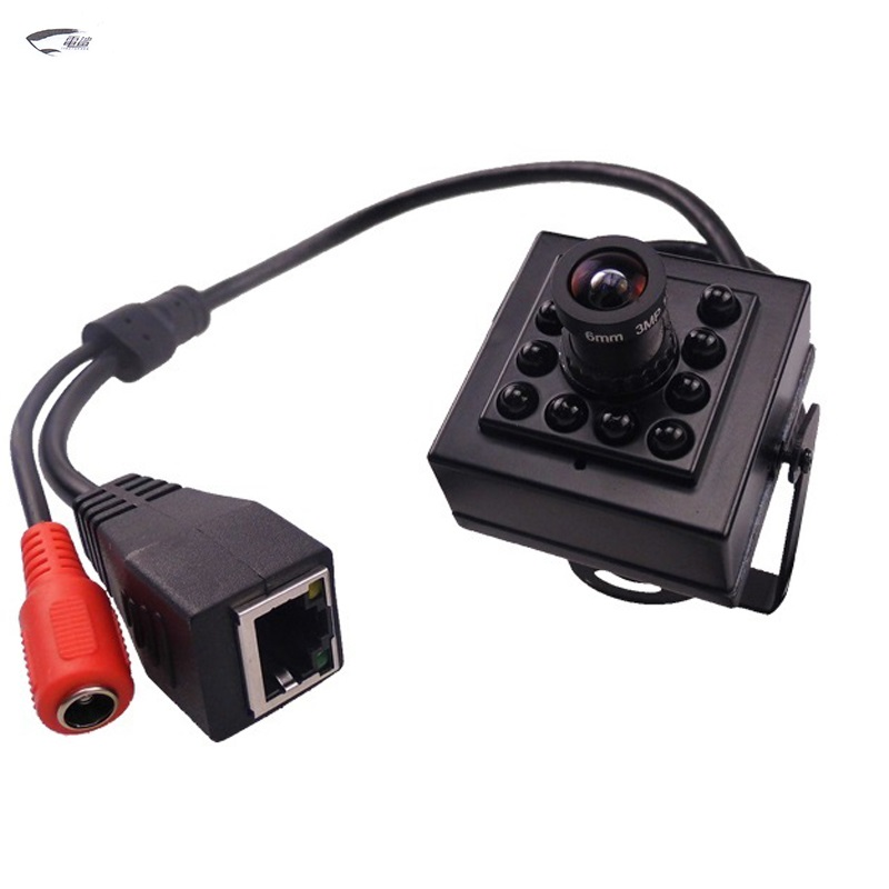 2017 Mini 960P Onvif Camara IP Home Security Cctv Camera 1.3MP Night Vision IR-Cut Filter Wired Indoor Surveillance IP Camera