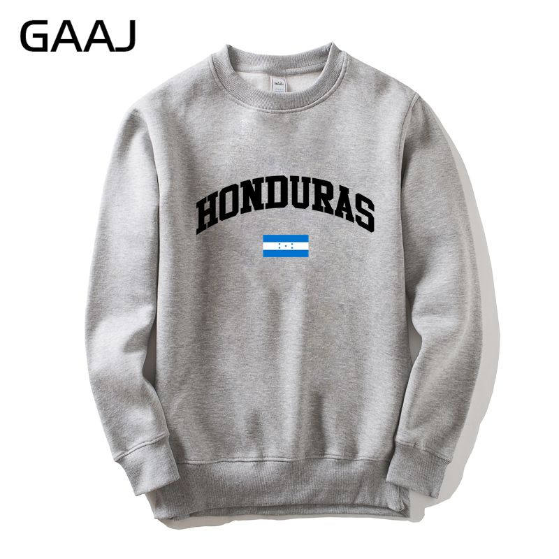 Honduras text Black Sweatshirt
