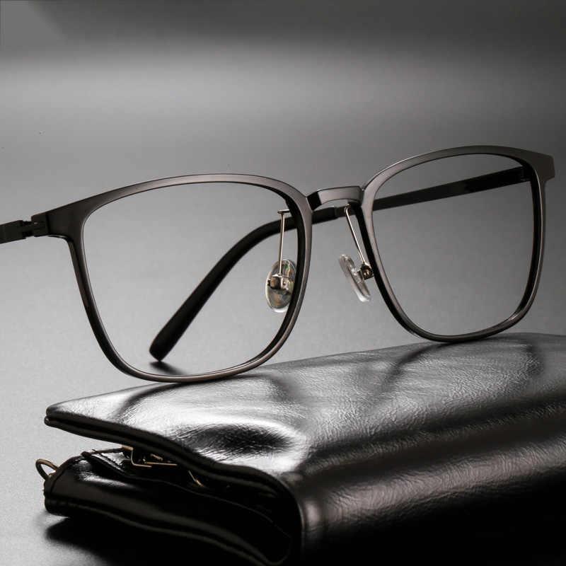 46d1fa76ba Vazrobe Prescription Eye Glasses Men Women Black Man s Optical Spectacles  Ultra-light Progressive Photochromic 1.56
