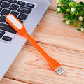 2PC Mini LED USB read Light Computer Lamp Flexible Ultra Bright   for Notebook PC Power Bank Partner Computer Tablet Laptop  C1