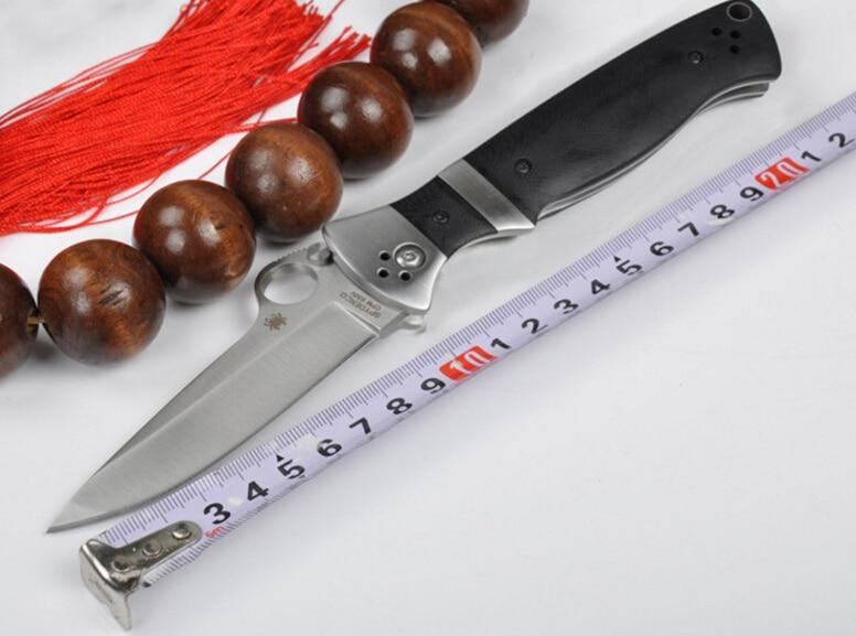 Hot sell C149 High Quality 58HRC CPM S30V blade G10 handle folding font b knife b