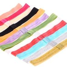 Accessory for girls 10pcs FOE elastic