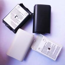 50 pcs di Alta Qualità Battery Pack Copertura Borsette Shield Caso Kit per Xbox 360 Controller Wireless 360 Parte di Riparazione