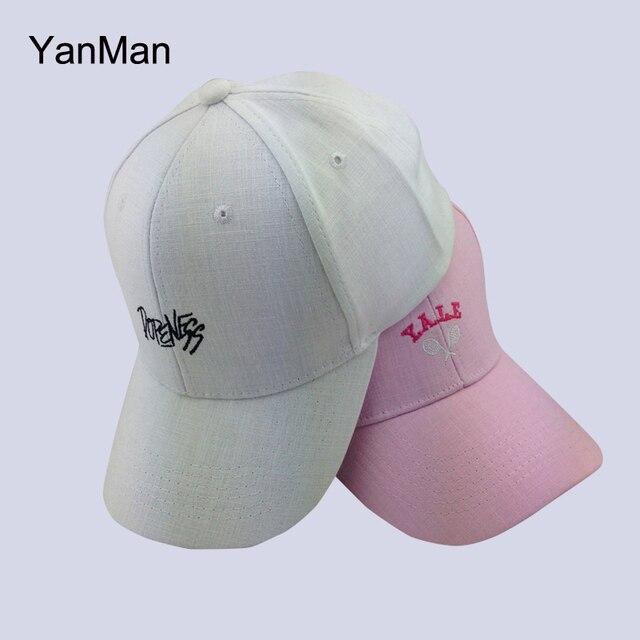 sale retailer ea579 b6b60 Dope yanman ness y. a. l. e list baseball cap dorosłych pościel bawełniana  mężczyzna kobiet snapback czapki casquette