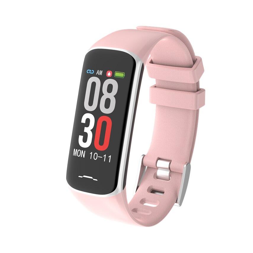 BINSSAW B2 smart bracelet 0.96 color display fitness tracker pedometer menstruation smart band bracelets for ios, android.BINSSAW B2 smart bracelet 0.96 color display fitness tracker pedometer menstruation smart band bracelets for ios, android.