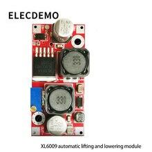 Модуль XL6009 Автоматический модуль повышения мощности DCDC Регулируемый модуль питания