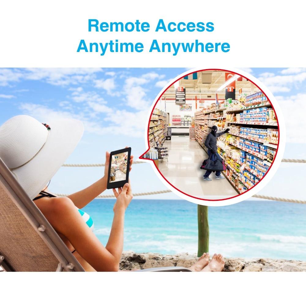SANNCE Домашняя система видеонаблюдения - Безопасность и защита - Фотография 5