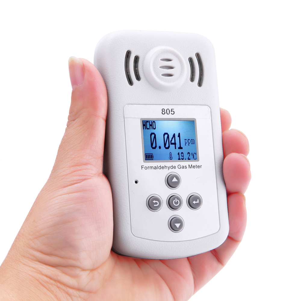 New formaldehyde detector air quality monitoring tester indoor air environment detector